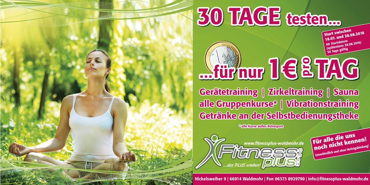 30 Tage 30 Euro