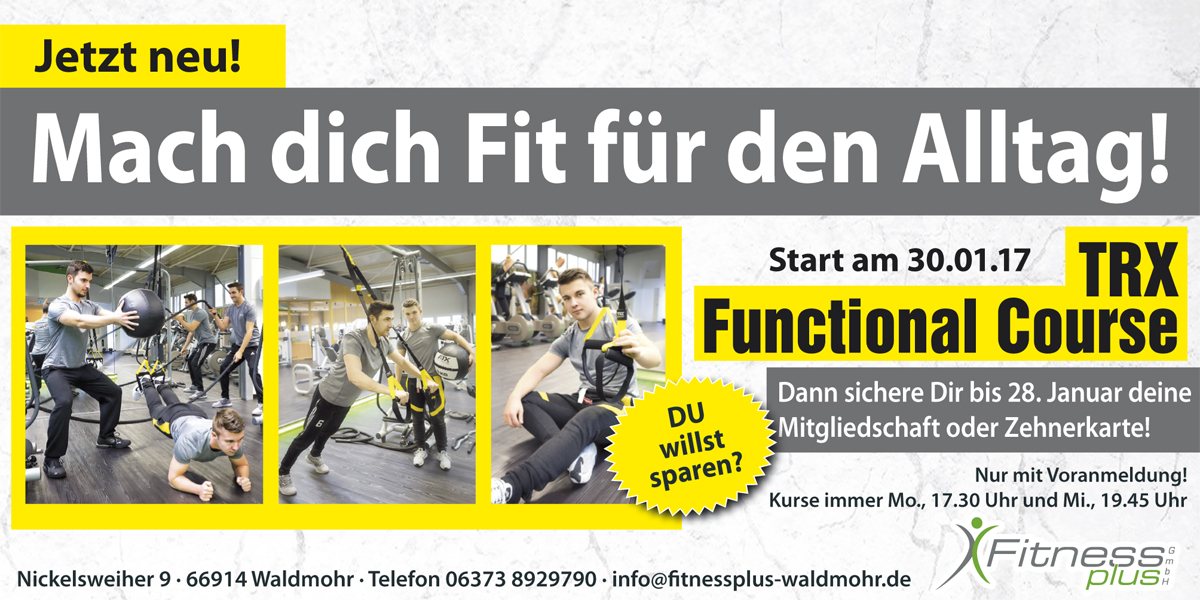 TRX Functional Course
