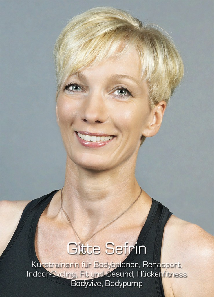 Gitte Sefrin